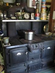 Glenwood cookstove