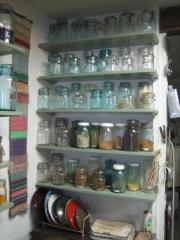 part of Mason jar collecton