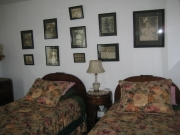 Rose Room, twins BR